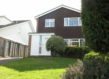 Thumbnail 4 bedroom detached house for sale in Fantastic Space. Gainsborough Drive, Ascot, Berkshire