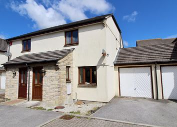 Thumbnail 2 bed semi-detached house to rent in Park An Harvey, Helston