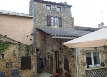 Thumbnail 3 bed property for sale in Lussac-Les-Chateaux, Vienne, France