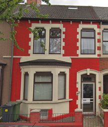 Thumbnail 4 bed terraced house for sale in Corporation Road, Grangetown, Cardiff