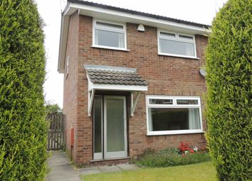 Thumbnail 3 bedroom semi-detached house to rent in Westbury Drive, Marple, Stockport