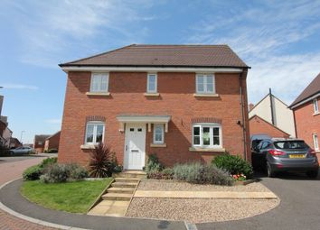 Thumbnail 4 bed property to rent in Masefield Place, Earl Shilton, Leicester