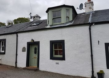 Thumbnail 2 bedroom terraced house for sale in Symington Street, Leadhills, Biggar