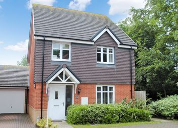 Thumbnail 4 bed detached house for sale in Blake Road, Hermitage, Thatcham