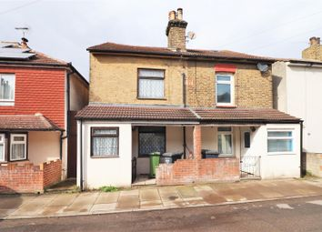 Thumbnail 3 bed semi-detached house for sale in Broomfield Road, Swanscombe