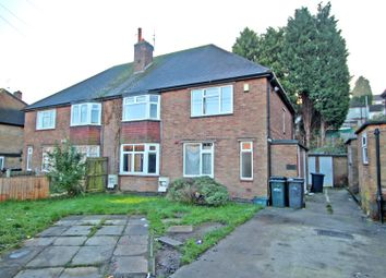 Thumbnail 2 bed maisonette to rent in Valley Road, Carlton, Nottingham