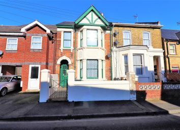 Thumbnail 4 bed semi-detached house for sale in Darnley Street, Gravesend