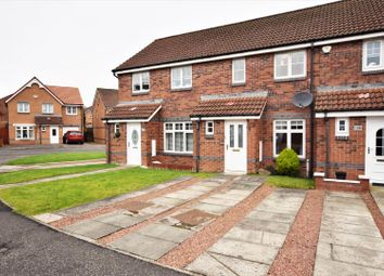 Thumbnail 2 bed terraced house for sale in Lammermuir Way, Airdrie