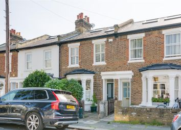 Quick Road, London W4. 3 bed terraced house