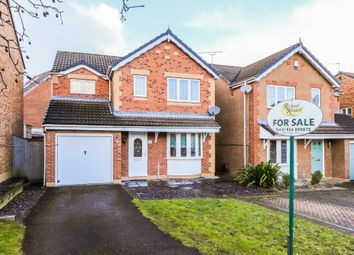 Thumbnail 3 bed detached house for sale in Springfield Court, Normanton