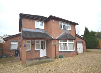Thumbnail 4 bed detached house to rent in Church Lane, Marshfield, Newport