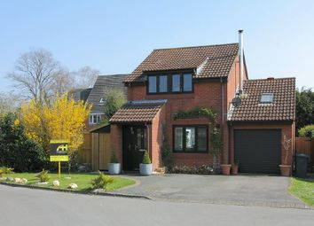 Thumbnail 3 bed detached house for sale in Danehurst Place, Andover