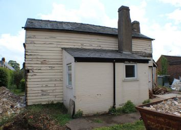 Thumbnail 2 bedroom detached house for sale in 161 Shrub End Road, Colchester, Essex
