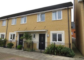 Thumbnail 3 bedroom terraced house for sale in St. Agnes Way, Reading