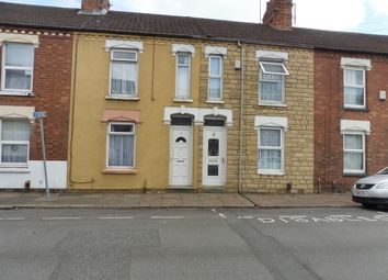 Thumbnail 3 bed terraced house for sale in Spencer Street, Northampton