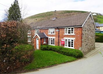 Thumbnail 4 bed detached house for sale in Tynllan, Llanwnog, Caersws, Powys