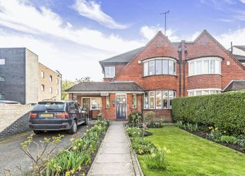 Thumbnail 4 bed semi-detached house for sale in Park Mews, Park Road, London