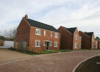 Thumbnail 4 bed detached house for sale in London Road, Corby