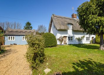 Thumbnail 5 bed detached house for sale in Grange Lane, Little Dunmow, Dunmow