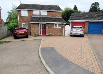 Thumbnail 4 bed detached house for sale in Keats Drive, Towcester