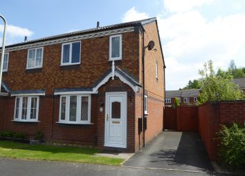 Thumbnail 3 bedroom semi-detached house for sale in St. Aubin Drive, Telford