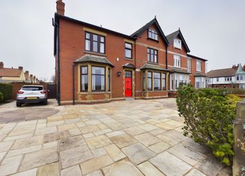 Thumbnail 6 bed semi-detached house for sale in The Esplanade, Fleetwood