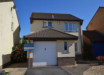 Thumbnail 3 bed property for sale in Cross Meadow, Roundswell, Barnstaple