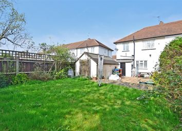 Thumbnail 3 bedroom terraced house for sale in Iron Mill Lane, Crayford, Kent