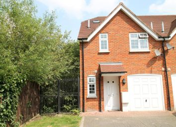 Thumbnail 5 bedroom end terrace house to rent in Venner Close, Redhill