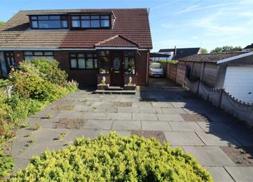 Thumbnail 2 bed semi-detached house for sale in Paddock Rise, Beech Hill, Wigan
