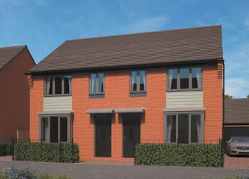 "Thumbnail 3 bedroom semi-detached house for sale in ""Archford"" at Lawley Drive, Telford"