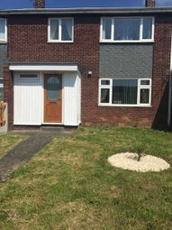 Thumbnail 3 bed terraced house to rent in Hartley Close, South Elmsall