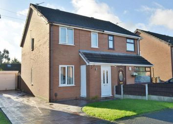 Thumbnail 2 bed semi-detached house to rent in Everest Road, Atherton, Manchester