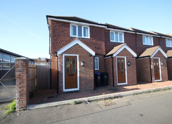 Thumbnail 1 bed property to rent in Edward Cottages, Wembley Gardens, Lancing