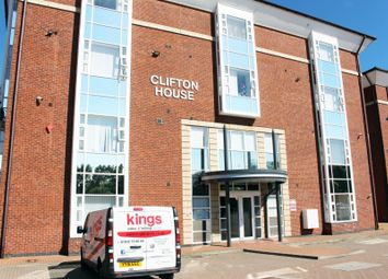 Thumbnail 1 bed flat for sale in Clifton House, Thornaby On Tees