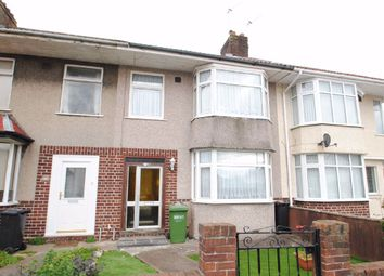 Thumbnail 3 bedroom terraced house for sale in Ninth Avenue, Northville, Bristol