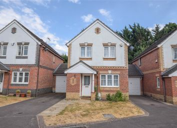 Thumbnail 3 bed detached house for sale in Amber Close, Earley, Berkshire