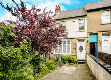 Thumbnail 2 bed terraced house for sale in Moor End Road, Lockwood, Huddersfield
