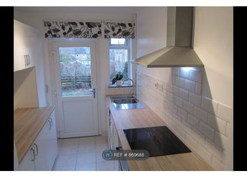 Thumbnail 3 bed flat to rent in Broomhouse Crescent, Edinburgh