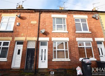 Thumbnail 2 bed terraced house to rent in Vernon Road, Leicester, Leicestershire
