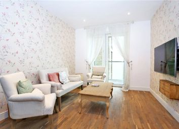 Thumbnail 1 bed flat for sale in Jasmine House, Juniper Drive, Wandsworth, London