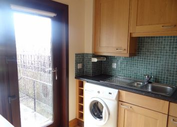 Thumbnail 2 bed terraced house to rent in St Andrews Close, West Linton, Scottish Borders