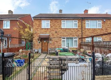 Thumbnail 3 bed semi-detached house for sale in Roydon Close, Loughton