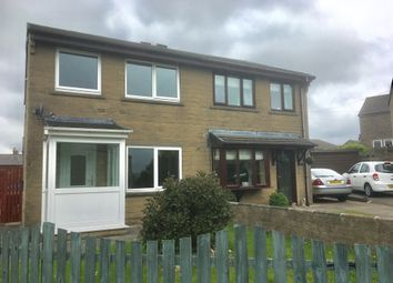 Thumbnail 3 bed semi-detached house for sale in Battinson Street, Southowram, Halifax