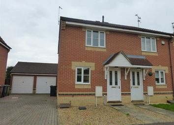 Thumbnail 2 bedroom property to rent in Turnstone Way, Stanground, Peterborough