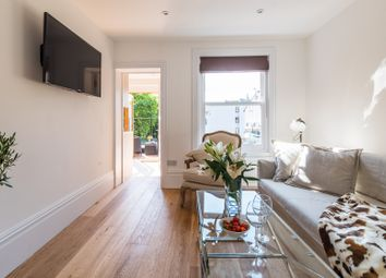 Thumbnail Serviced flat to rent in Harwood Road, London