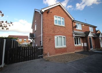 Thumbnail 2 bedroom end terrace house for sale in Ash Court, Maltby, Rotherham, South Yorkshire, UK