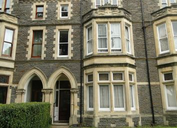 Thumbnail 1 bed flat to rent in Cathedral Road, Pontcanna, Cardiff, South Glamorgan