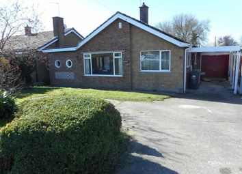 Thumbnail 3 bed bungalow to rent in Horncastle Road, Wragby, Market Rasen