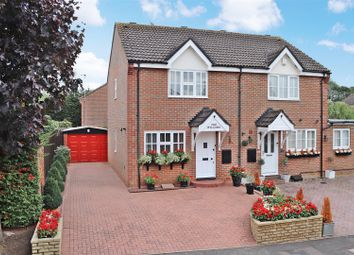 Thumbnail 3 bed semi-detached house for sale in Willowside, London Colney, St. Albans